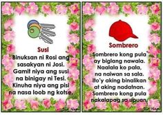 Make your own reading booklet with these Filipino Reading Passages / Tagalog Reading Passages for your remedial instruction or reading dri. Reading Comprehension Grade 1, 1st Grade Reading Worksheets, Grade 1 Reading, Kindergarten Reading Activities, Reading Passages, Kids Reading, Free Reading, Grade 1 Lesson Plan, Reading Intervention