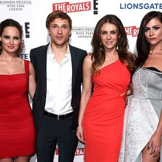 the royals tv show cast - Google Search