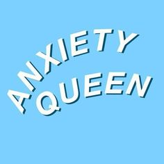 Have anxiety, it shows you care enough about something for it to make you anxious! Dont let anxiety rule you. Deep breath and smile. Screw you anxiety! Infj, Introvert, The Words, Describe Me, Blue Aesthetic, Story Of My Life, Anxious, Me Quotes, Daddy
