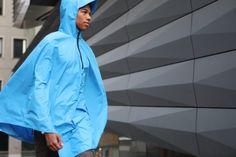 Cleverhood Zipster rain cape