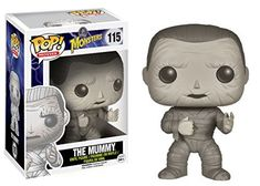 Mummy Funko POP x Universal Monsters Vinyl Figure *** Visit the image link more details. (This is an affiliate link) #Marvel