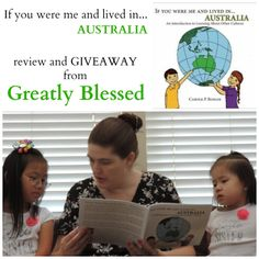 Greatly Blessed: If You Were Me And Lived In... Australia GIVEAWAY #prettypintasticpartyfeature