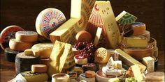 Post Curiosidades Los quesos suizos