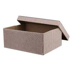 amazoncom storage bins box canvas cube container cloth shoe