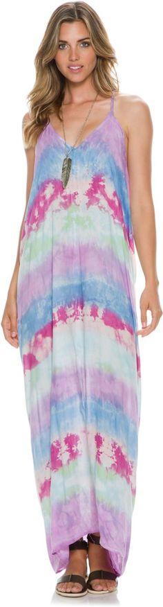 Tiare Hawaii Kapalana Maxi Dress. http://www.swell.com/New-Arrivals-Womens/TIARE-HAWAII-KAPALANA-MAXI-DRESS?cs=MU