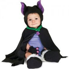Disfraz de murciélago para Halloween