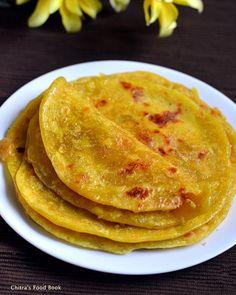 Matar paneer masala recipe fresh green peas subzi using kala masala karnataka special holigeobbattu recipe for ugadi festival forumfinder Choice Image