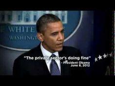 """Doing Fine"" ad from Americans for Prosperity opposing Barack Obama. 6/20/12"