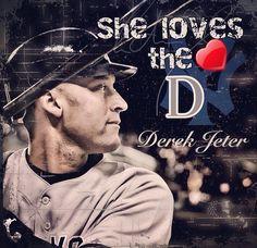 She loves the D!!