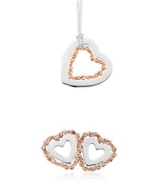 Pendant £159 & Earrings £189. The jewellery is crated with the Rare Welsh Gold, which the Royal Family is using. And this is the best characteristics to have one Clogau Gold Jewellery in your wardrobe.  www.autumnandmay.co.uk