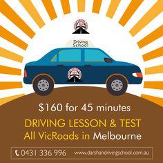 Driving School In Melbourne Instructors - Drive Test Pass Guaranteed Driving School, Driving Test, Driving Instructor, Dublin, Melbourne, Driving Training School