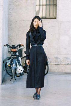 Vanessa Jackman: Paris Fashion Week SS 2016....Kamilya