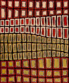Aboriginal Artwork by Adam Reid Sold through Coolabah Art on eBay. Catalogue ID 10380 Indigenous Australian Art, Indigenous Art, Adam Reid, Australian Aboriginals, Bohemian Quilt, 3d Foto, Aboriginal Painting, Aerial Images, Dot Art Painting