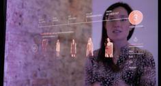 New smart mirror captures high street shopping data