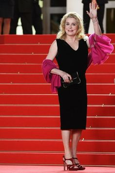 Catherine Deneuve #Cannes2013