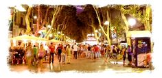 Granada is the life of the party in Spring, boasting to have the best nightlife in the country.