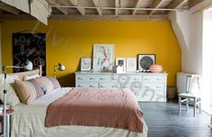 colors! bed placement. lamps.  OM20