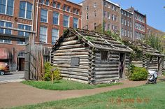Fort Nashborough Nashville Tn