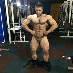 Muscular Arabs