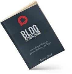 Vocês sabiam que existem várias maneiras de se Fazer Dinheiro na Internet? Uma delas é através de Blogs. Você vai encontrar muita gente falando que começar a Fazer Dinheiro na Internet com blogs é a pior maneira de se começar. Outras vão lhe dizer que é a melhor maneira. Não importa se você vai começar agora ou mais tarde. O que importa é que quando você começar, comece Demolindo Tudo. É isso mesmo seja um blogueiro Demolidor e deixe a sua concorrência para trás. Clique Aqui na imagem e…