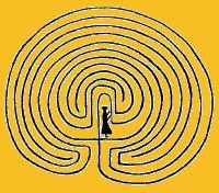 ANTROPOLOGÍA, HISTORIA > EL LABERINTO EN LA HISTORIA Y EL MUNDO > LABERINTOS ESCANDINAVOS Y BÁLTICOS - absolum.org Labyrinth Maze, Spiritual Images, Math Art, Ancient Art, Garden Projects, Fresco, Black Mirror, Mythology, Cave