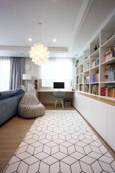 김포 32평 시공을 최소화한 새아파트 홈스타일링: homelatte의 거실 Apartment Interior Design, Home Office Design, Interior Design Living Room, Living Room Designs, Living Room With Fireplace, Living Room Decor, Study Room Design, Minimalist Living, Home Decor