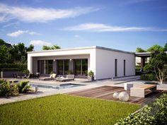 braga einfamilienhaus von helma eigenheimbau ag hausxxl massivhaus winkelbungalow modern. Black Bedroom Furniture Sets. Home Design Ideas