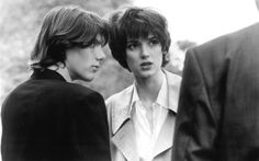 Winona Ryder and Lucas Haas, lovely babes.