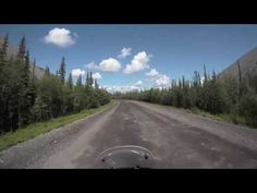 Brendan Reaches the Arctic Circle by motorcycle  (C1, Wk 21)