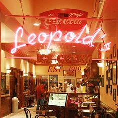 Leopold's Ice Cream - Take a Culinary Tour of Savannah's Restaurants | Southern Living