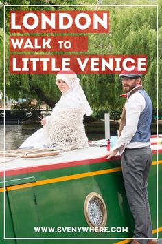 A fabulous canal walk in central London, all the way from Kings Cross to Little Venice. Discover the beauty of the canals, Camden Town and Little Venice.