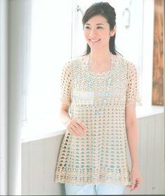 美しいかぎ針編 春夏 25 2015 - 壹一 - 壹一的博客