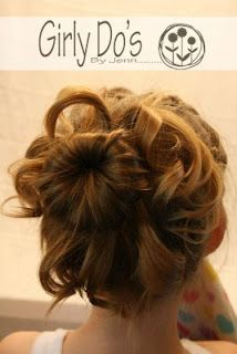cute hair do...can't wait to try it