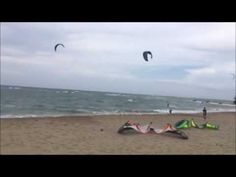 KiteSurfing in Cabarete - Dominican Republic - VIDEO - http://worldofkitesurfing.com/kitesurf/videos-kitesurf/kitesurfing-in-cabarete-dominican-republic-video/