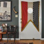 Instantly Interesting: Flags as Wall Art — American Style | Apartment Therapy