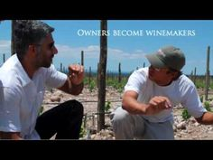 MENDOZA, this video provides great perspective for the region and rather inspiring...