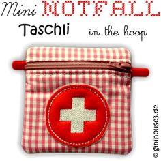 + Mini - NOTFALL - Taschli + - ginihouse3