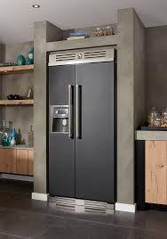 Afbeeldingsresultaat voor keuken met amerikaanse koelkast
