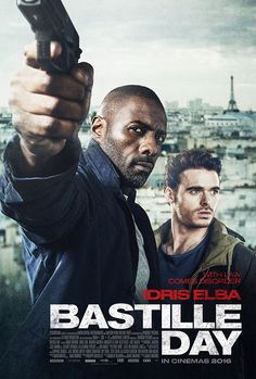 091 Bastille Day [01/05/16] - ### - Disappointingly formulaic.