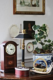 DWELLINGS-The Heart of Your Home: A Peek in the Great Room ~ Happy Valentine's Day!