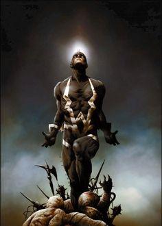 Black Bolt.
