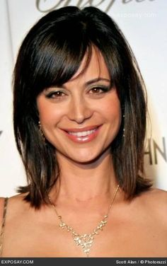 Catherine Bell is half Persian