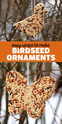 Nature Crafts, Fall Crafts, Diy Crafts For Girls, Kid Crafts, Crafts To Make, Christmas Crafts, Christmas Ornaments, Christmas Decorations, Xmas