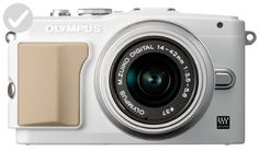 Olympus E-PL5 Mirrorless Digital Camera with 14-42mm Lens (White) - Photo stuff (*Amazon Partner-Link)