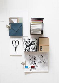 Varpunen: Paperikaupassa