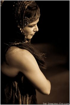 Jill Parker by The Dancers Eye - Fine Art Bellydance Photography, via Flickr