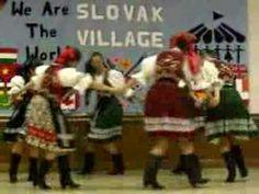Slovak Dance