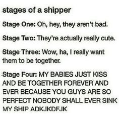 basically me with my otp in any fandoms,especially Homestuck!! To much shipss... TT^TT