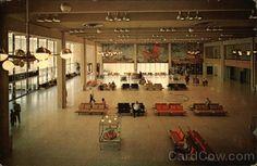 Sky Harbor Airport Phoenix, AZ circa 1964