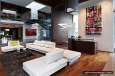 Fantastic Glass Wall House With Modern Day Layout Concepts - http://www.onlyhomedesign.com/houses/fantastic-glass-wall-house-with-modern-day-layout-concepts.html